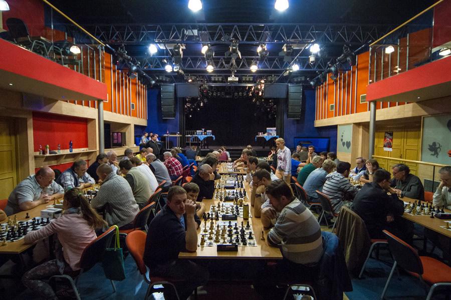 Velká cena Kbel v rapid šachu aneb Vydařená šachová sobota ve Kbelích