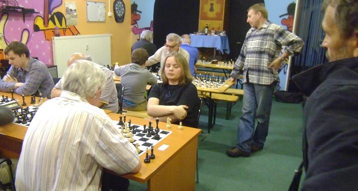 Jubilejní 15. ročník šachového »Turnaje 17. listopadu«
