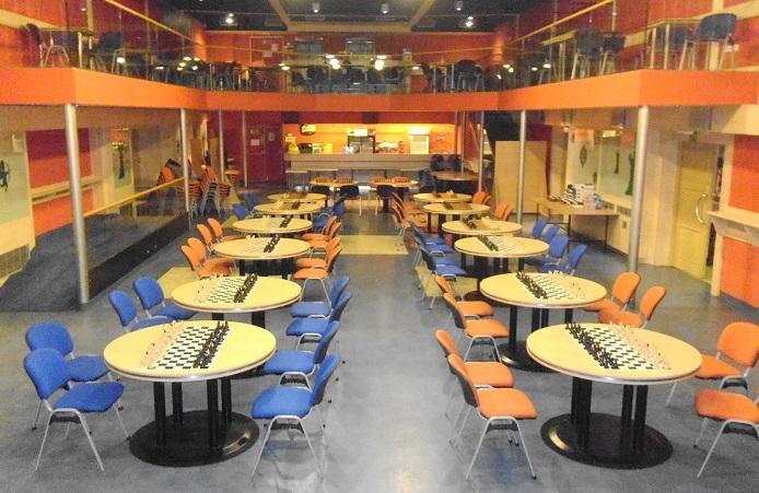 šachy Lidový dům kbely