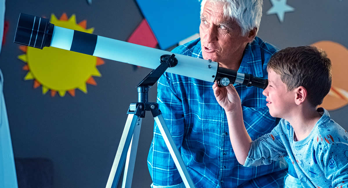 Šikovný astronom