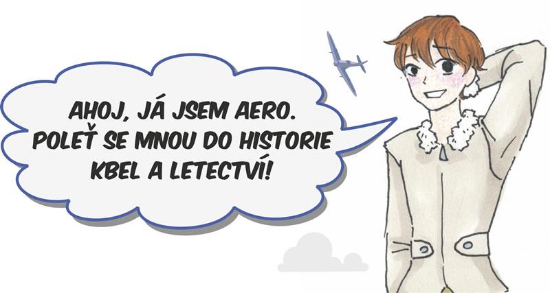 Ahoj, já jsem AERO